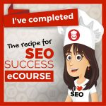 Recipe for SEO Success e-Course