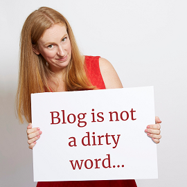 what to call your business blog