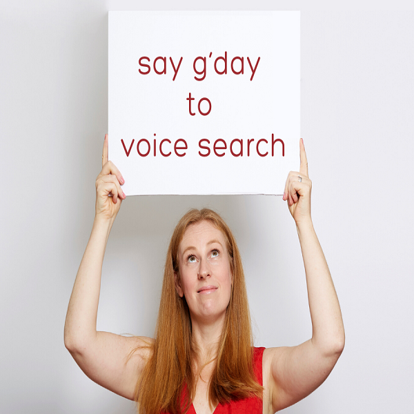 how to optimise your blog for voice search