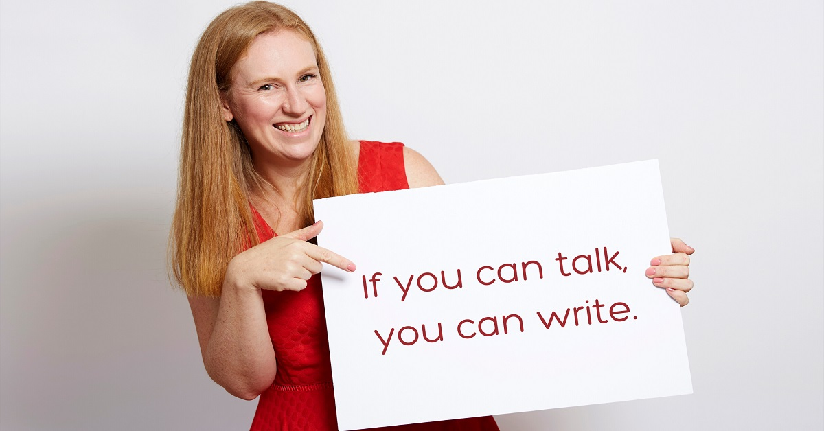 How To Write In A Conversational Tone