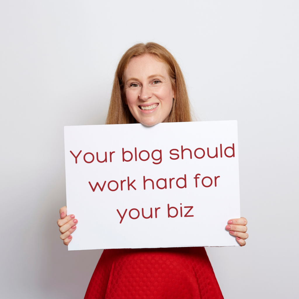five benefits of blogging for business