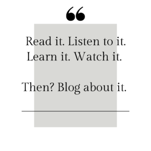 What to write in a business blog