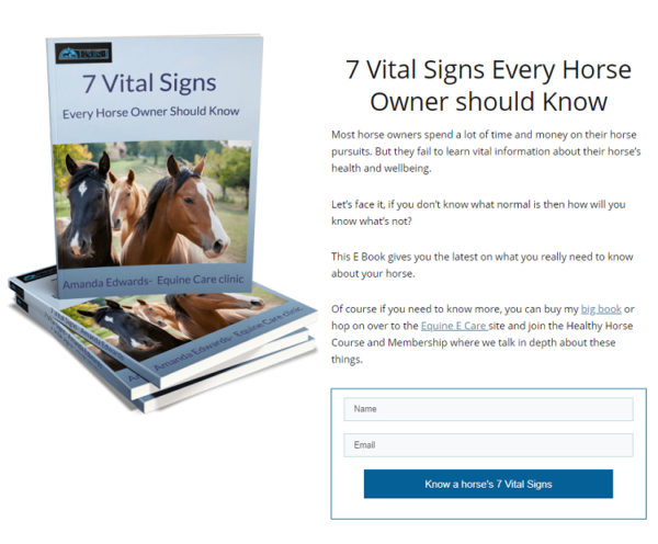 7 Vital signs-website buttons