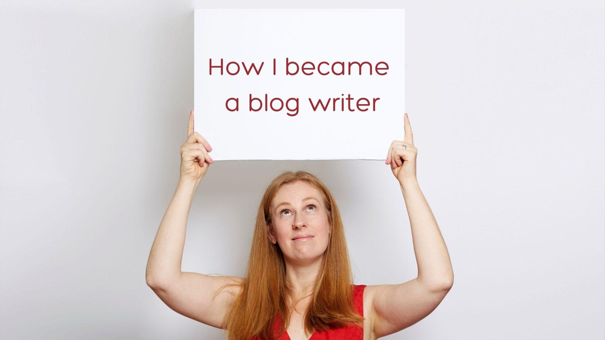 How I became a copywriter-blog-copywriter