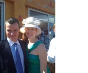 blog-copywriter-Kate and Peter Emirates Marquee